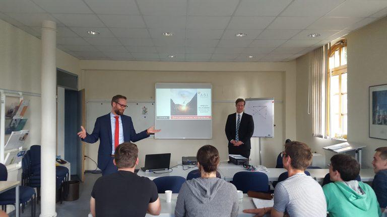"""A.S.I.-Workshop """"Erfolgsgeheimnisse der Bewerbung"""""""