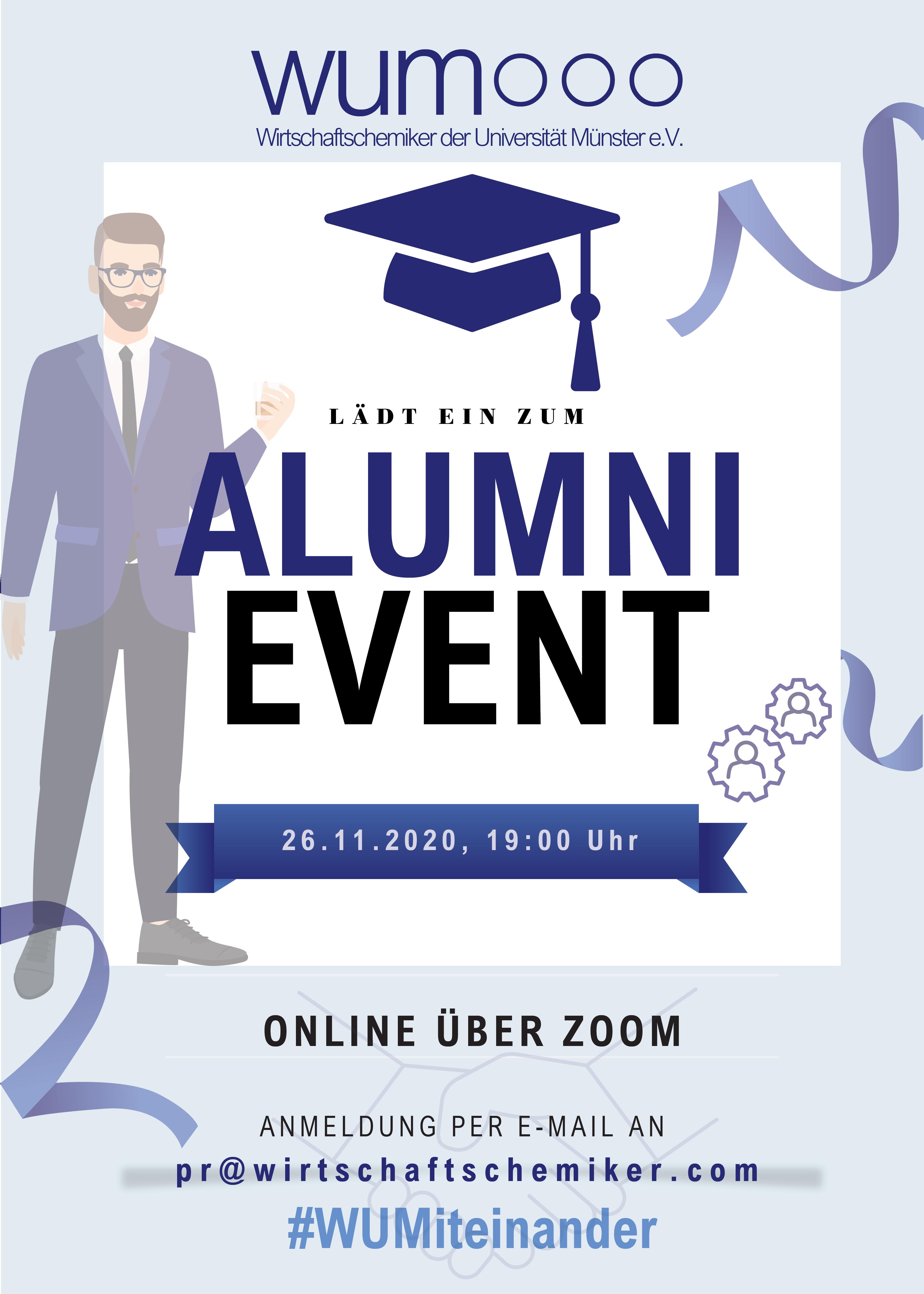 Alumni-Treffen am 26. November